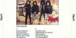 """""""Ergen Pentagram"""" 1990'da Fame City'yi işte böyle inletti: Zaman yolculuğuna hazır mısınız?"""