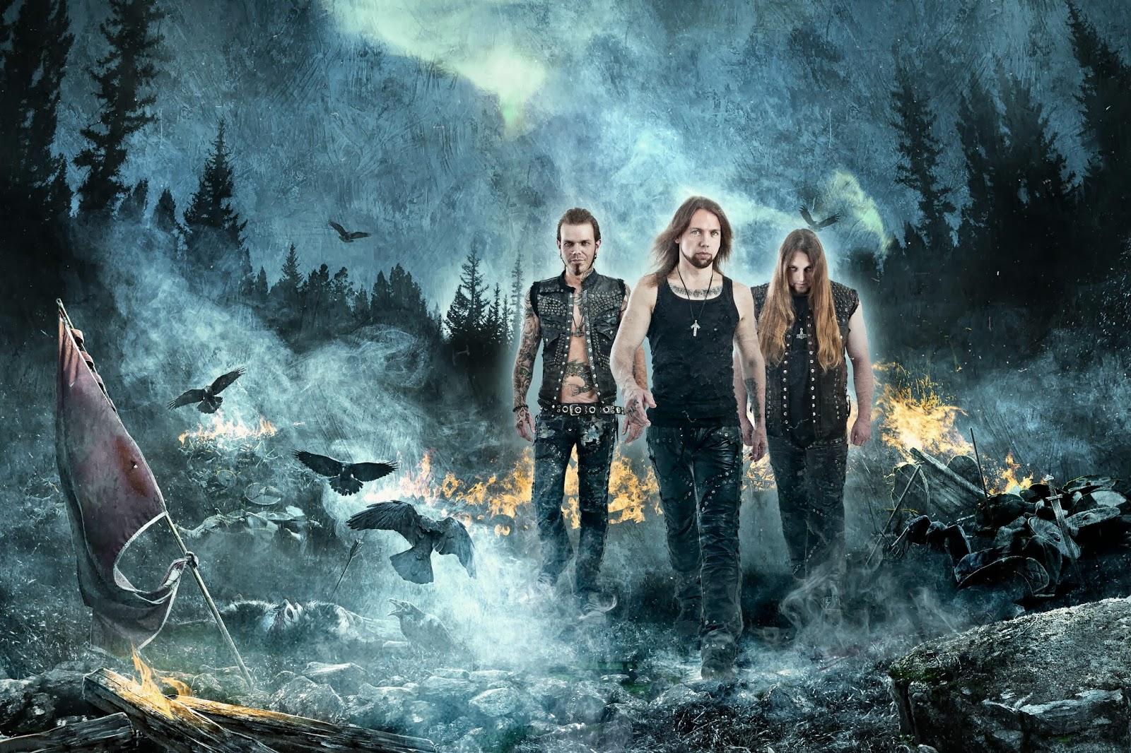 You are currently viewing Faroe Adaları'ndan çıktı; Folk Metal'in şahı oldu: TÝR İstanbul'da!