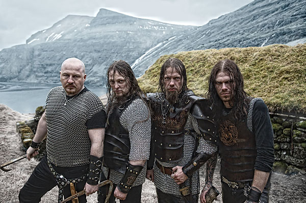 You are currently viewing Faroe Adaları Metali: TYR İstanbul konseri için geri sayım başladı