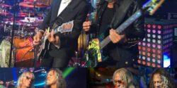 Kirk Hammett'tan Elton John'a Hürmet