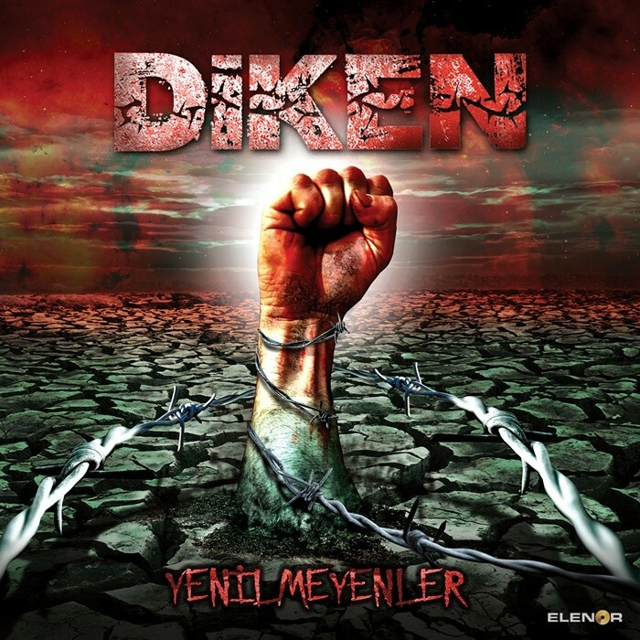 You are currently viewing Diken Grubundan Yeni Albüm; Yenilmeyenler