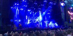 Black Sabbath ağlattı, Volbeat dansettirdi, Slayer yardı, Megadeth ruhuna helva kavurttu