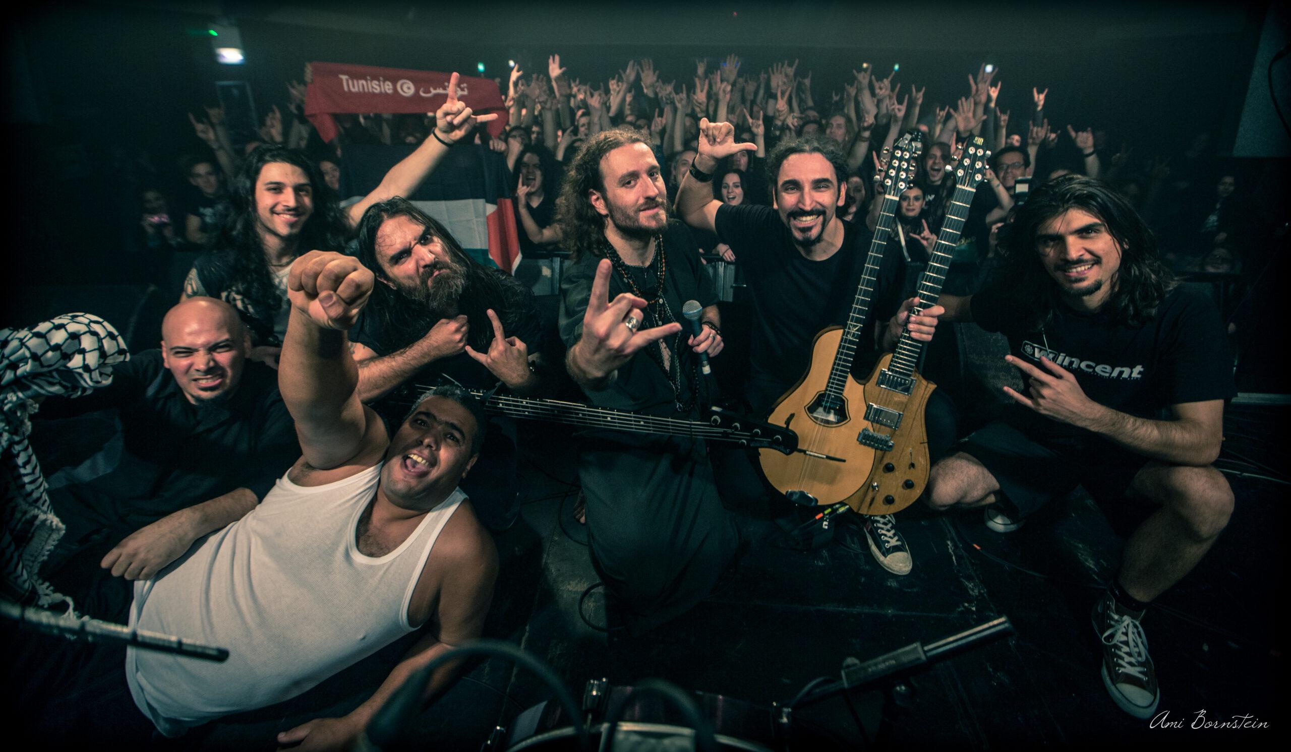 You are currently viewing Hayat devam ediyor; % Yüz Metal Festivali de!