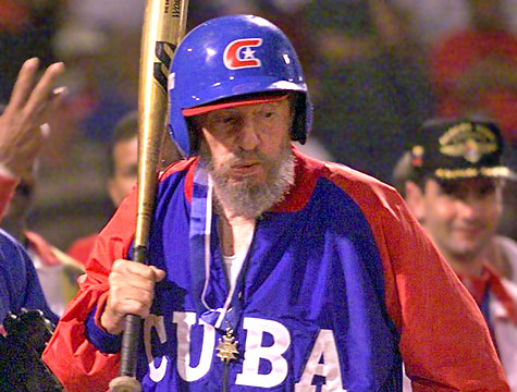 You are currently viewing ABD'ye boyuneğdiren tek lider Fidel 90 yaşında, nice yıllara!