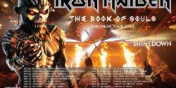Iron Maiden yeni turnesini açıkladı!