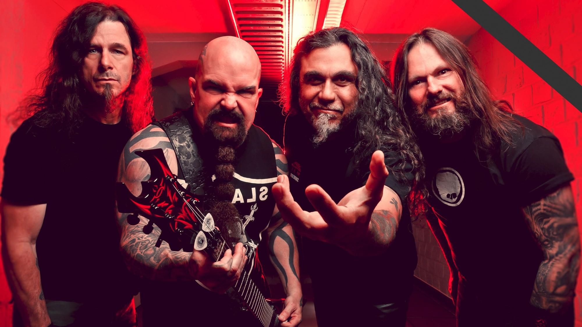 """You are currently viewing Slayer'ın """"Nazi sempatizanı hayranları""""nın kafası karıştı"""