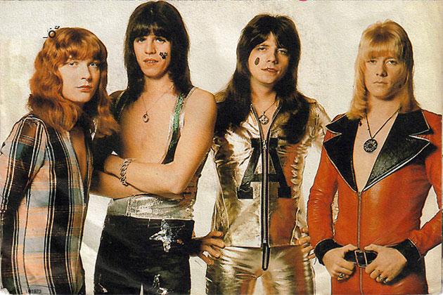 You are currently viewing Sweet… Glam rock'ın tatlı tanrıları
