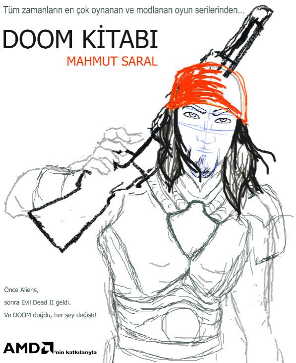You are currently viewing Müzik aşığı, delikasap dostu Mahmut Saral'dan Doom Kitabı