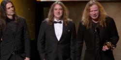 Dave Mustaine'e büyük madik attılar