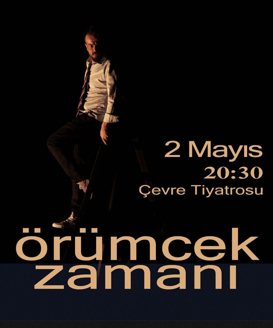 """You are currently viewing Şimdi """"Örümcek"""" zamanı"""
