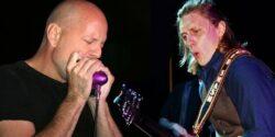 Bruce Willis, Metalin yüce grubu Accept'te gitar çalarak kaos fitilini ateşledi