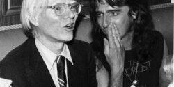 Alice Cooper, Andy Warhol'un tablosunu hacıladı mı?