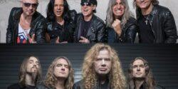 Manyak Dünya, Scorpions ile Megadeth'i birleştirdi