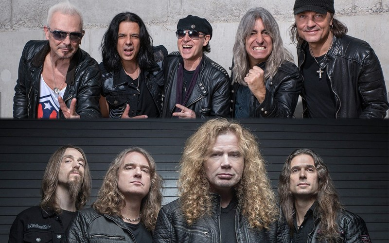 You are currently viewing Manyak Dünya, Scorpions ile Megadeth'i birleştirdi