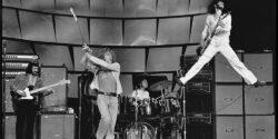 Metallica'nın adı The Who'nun üstüne yazıldı