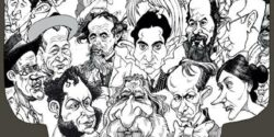 Aptül, çizimlerini Ankara'ya taşıdı; Karikatür Sergisi 1-24 Kasım'da Ankara'da