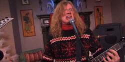 """Megadeth'i afallatan Türk Aşçı Delikasap'a konuştu: """"Dave Mustaine'de esnaf kafası var"""""""