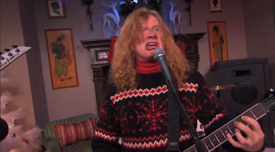 "You are currently viewing Megadeth'i afallatan Türk Aşçı Delikasap'a konuştu: ""Dave Mustaine'de esnaf kafası var"""