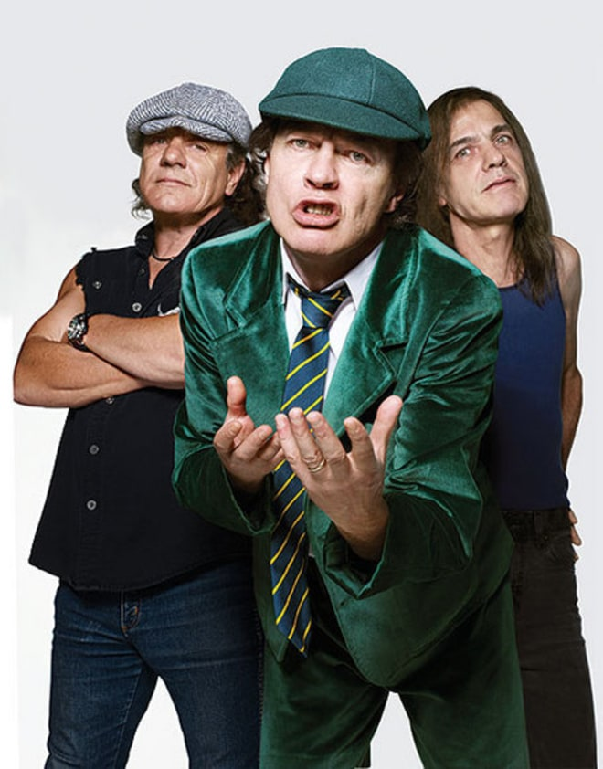 You are currently viewing Brian Johnson'dan Malcolm Young'a duygulu mektup