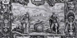 Heraclitus, arkadaşlık ve hayat hakkında bir risale