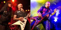 """Slayer'ın """"vedasına"""" metalin devleri eşlik edecek"""