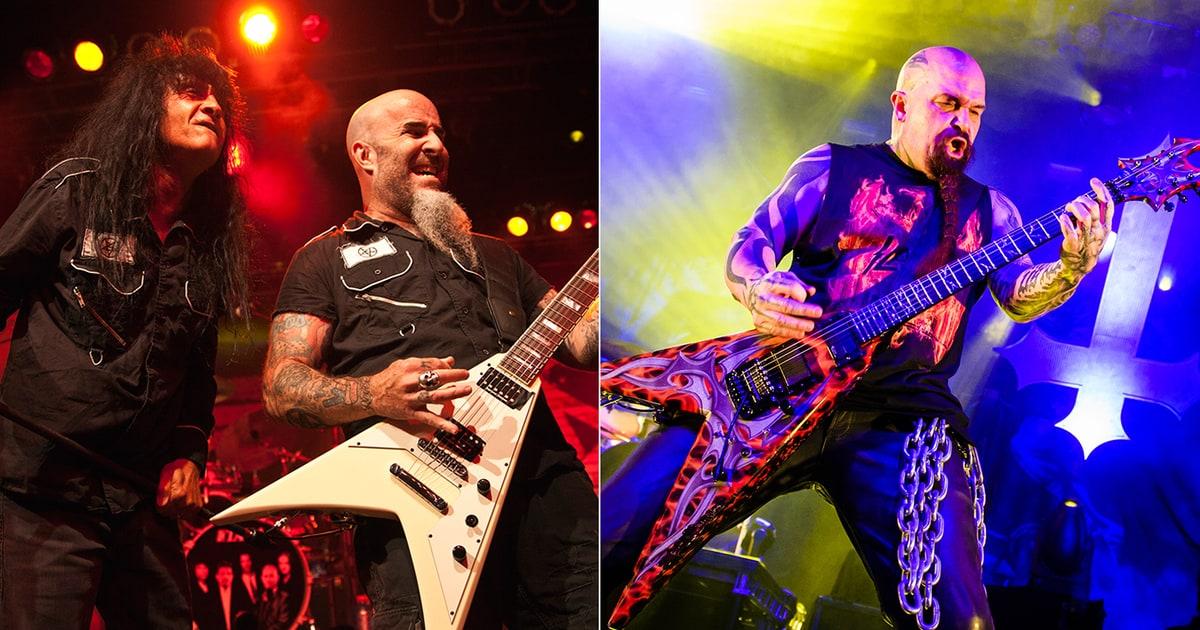"""Read more about the article Slayer'ın """"vedasına"""" metalin devleri eşlik edecek"""