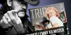 """Motörhead efsanesi Lemmy Kilmister, TR!P dergisi'ne konuştu: """"Bütün politikacılar yalancıdır!"""""""