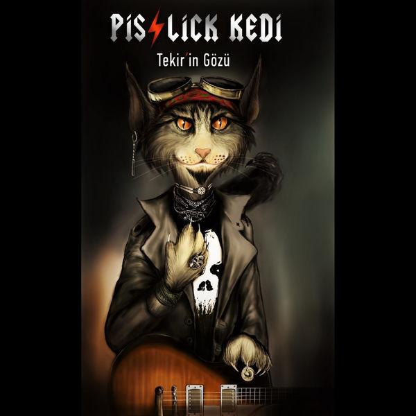 "You are currently viewing Pislick Kedi'den glam-metalli ""Kedili Video"" paylaşımı"