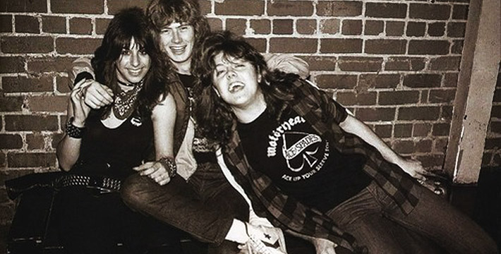 "Read more about the article Dave Mustaine: ""Metallica'dayken cigara içerken Lynyrd Skynyrd'tan arak yaptık"""