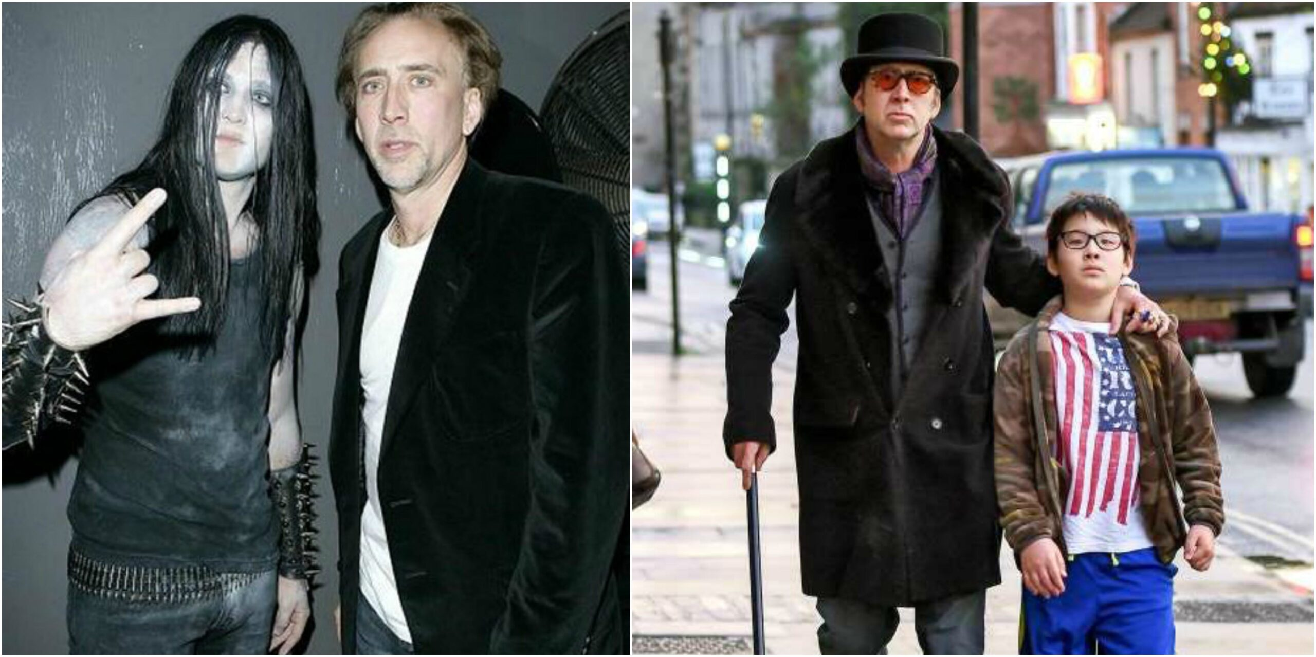 You are currently viewing Nicolas Cage'in yaramaz oğlu Black Metal'e tövbe etti ve dine döndü