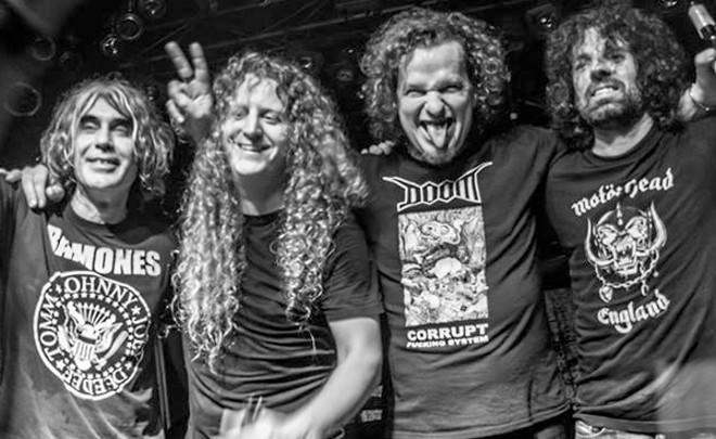 Read more about the article Heavy Metal dünyasının en ilham verici gruplarından Voivod 16 Aralık'ta İzmir'de!