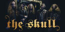 Doom-Metal'in (Kızkaçıran-Metal) kudretli grubu The Skull seyirciyi ön saflara çağırıyor