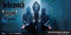 """Black Metal'in """"Sanatçıları"""" Behemoth, 23 Şubat'ta İstanbul'da, özel röportajımız Deli TV'de"""