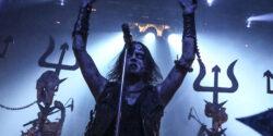 Watain Black Metal Ateşi İle İstanbul'u Yakıp Geçti