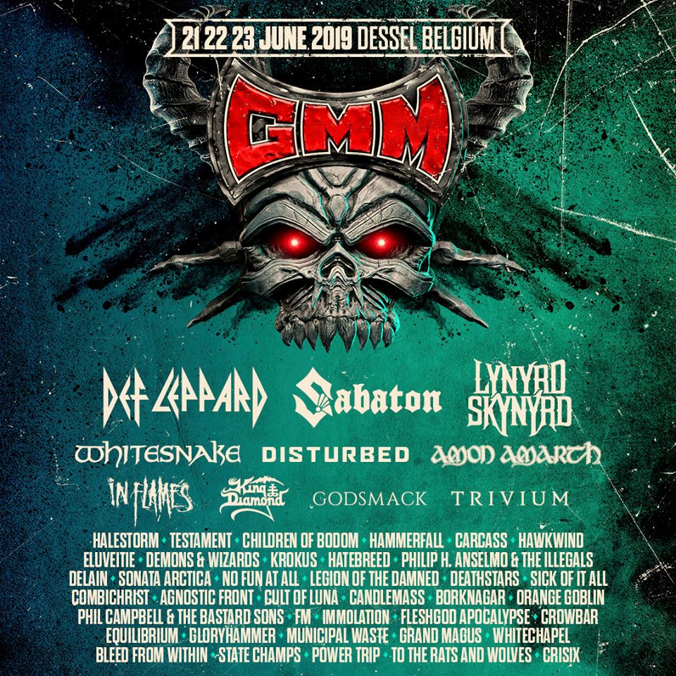 You are currently viewing Dev İsimler Silsilesi: GRASPOP 2019