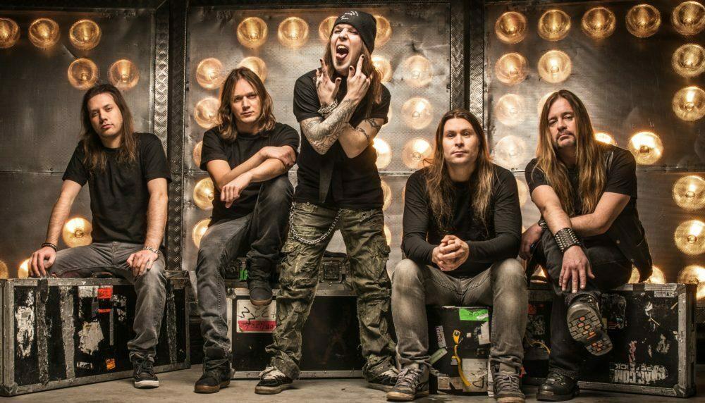 You are currently viewing Fin Metal Ustaları Children of Bodom albüm yapmadı, boru döşedi!