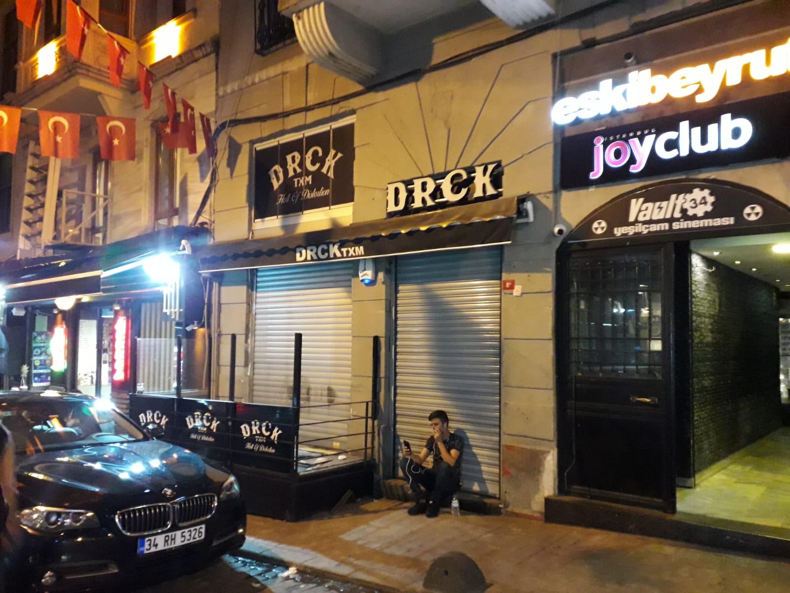 Read more about the article Taksim Dorock'ın akıbeti belli oldu