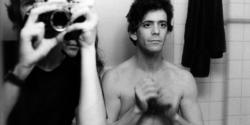 """Lou Reed'in """"aynalı kitabı"""" sınırlı sayıda yeniden okura sunuluyor"""