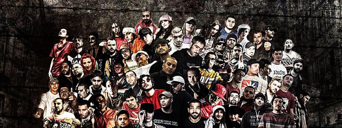 Read more about the article Rap'in haysiyetli damarı rock'n'roll'un ta kendisidir