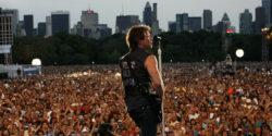 New York'ta rock'n'roll keyfi başkadır; Madison Square Garden'dan Forest Hills'e dev konserler silsilesi