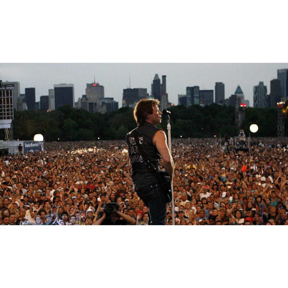 You are currently viewing New York'ta rock'n'roll keyfi başkadır; Madison Square Garden'dan Forest Hills'e dev konserler silsilesi
