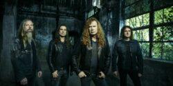 Megadeth'in 2020 Avrupa Turnesi Başladı