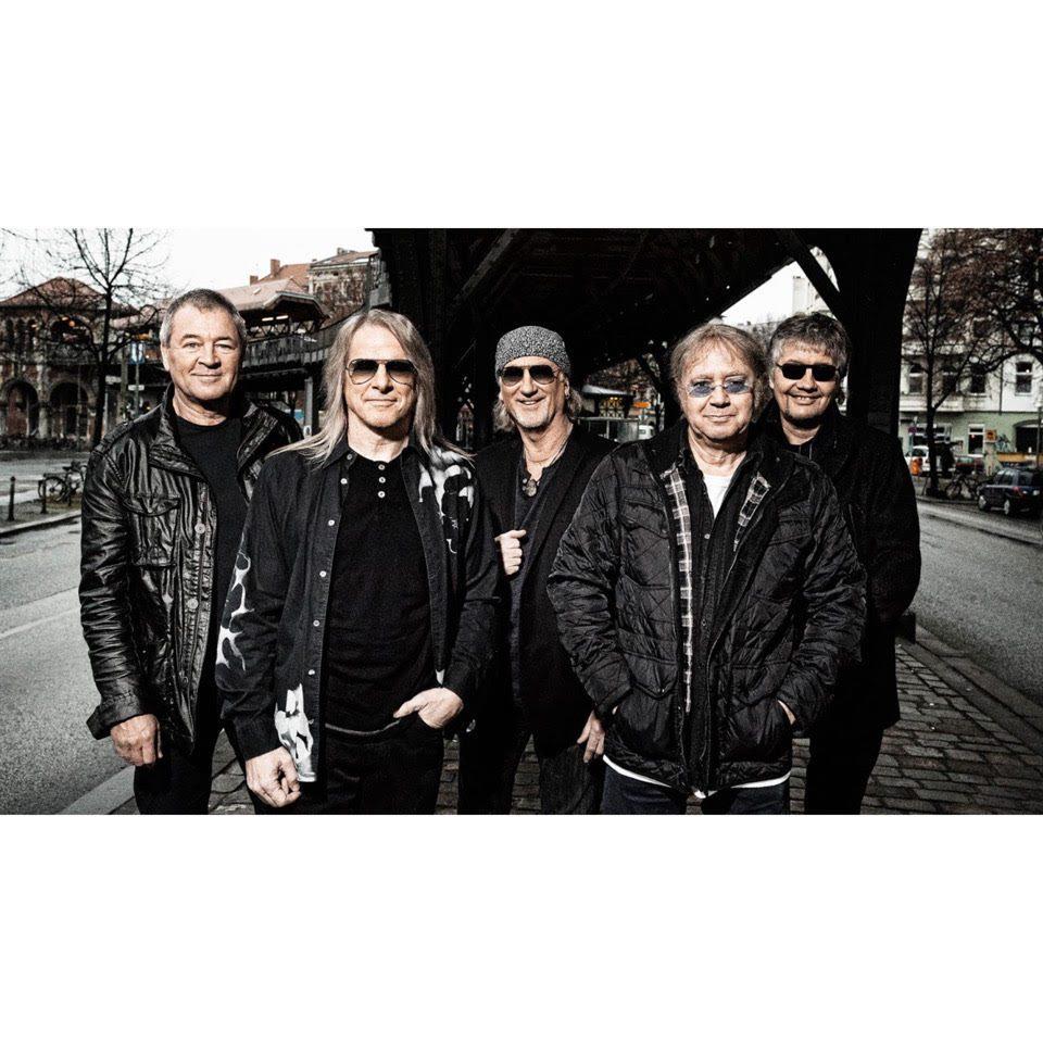 You are currently viewing Deep Purple Yeni Albümlerini Müjdeledi
