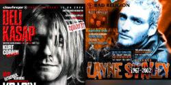 Seattle'ın Rock Efendilerini Anıyoruz: Kurt Cobain&LayneStaley