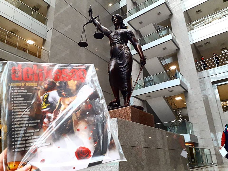 Read more about the article AND JUSTICE FOR ALL… Baroların Çağrısı Desteklenmelidir