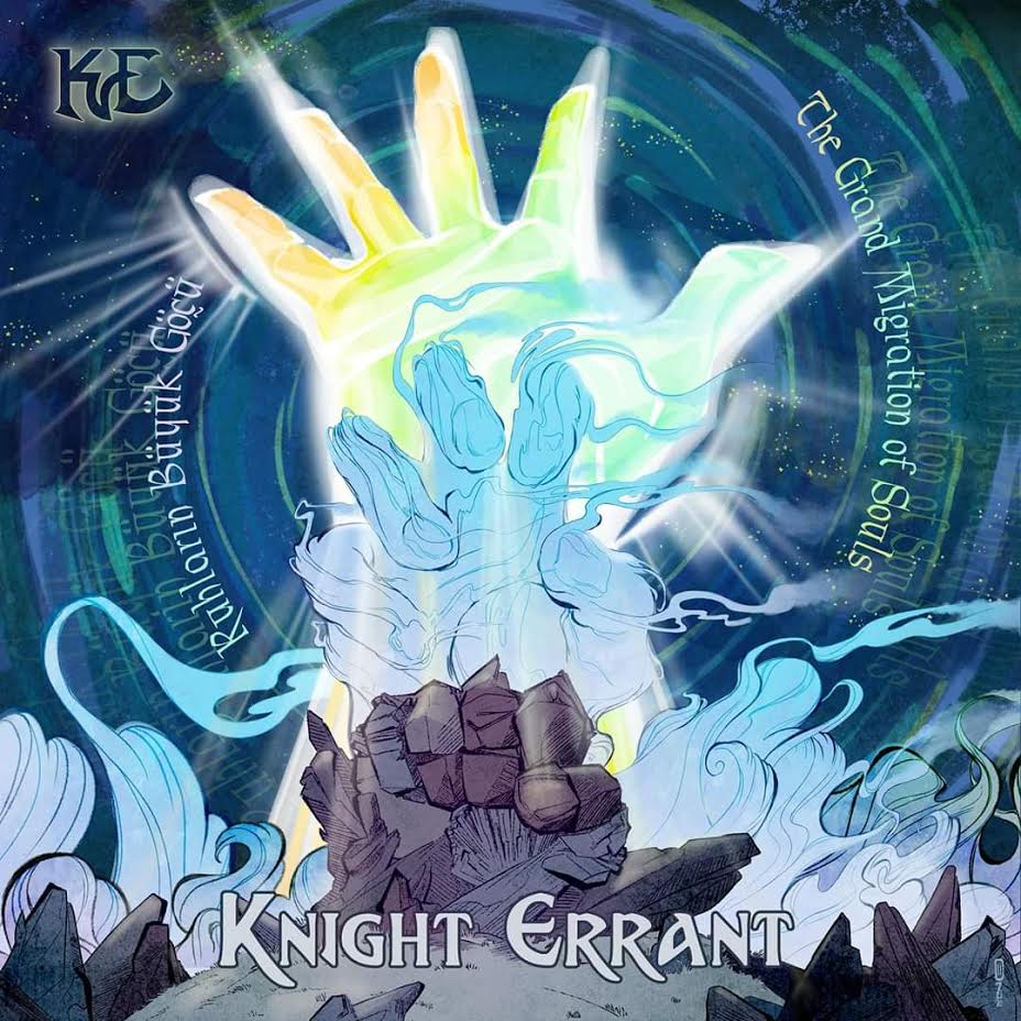 """Read more about the article Knight Errant'tan Yıllar Sonra Yeni Albüm: """"Ruhların Büyük Göçü"""""""