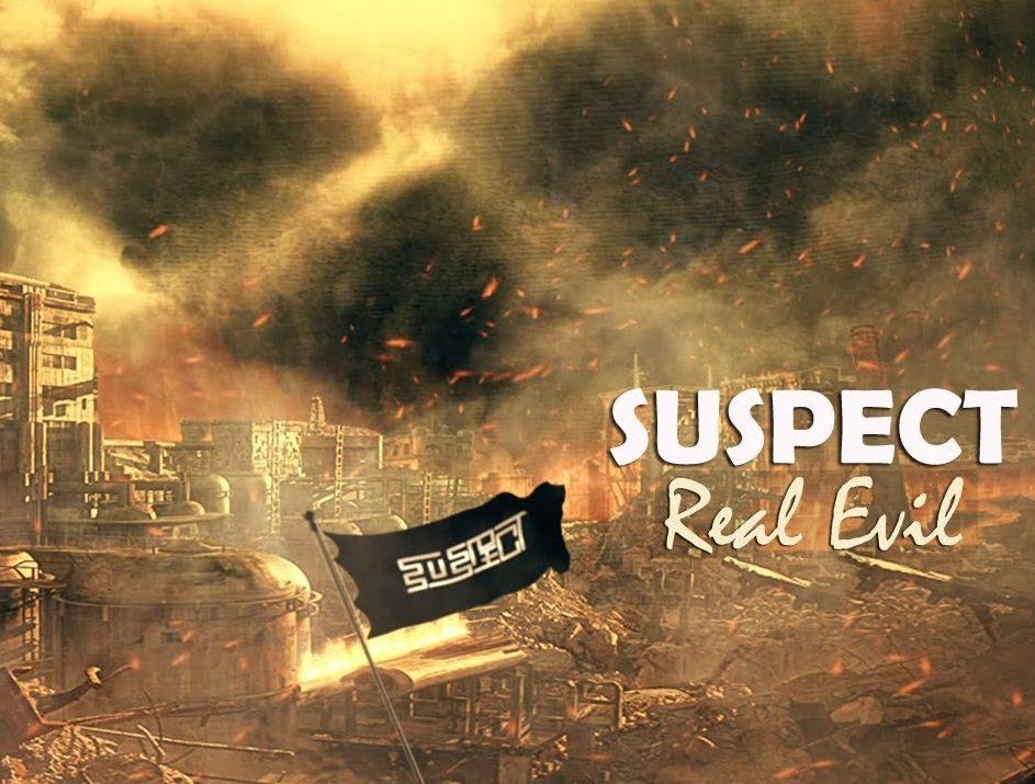 "You are currently viewing ""Evliyalar şehri"" Bursa'dan Heavy Metal'in ""Baba Erenleri"" sunar: Suspect; Real Evil!"