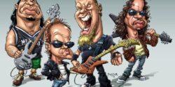 """Metallica Corona'ya """"İllallah"""" dedi, ilk konser Kaliforniya'da"""