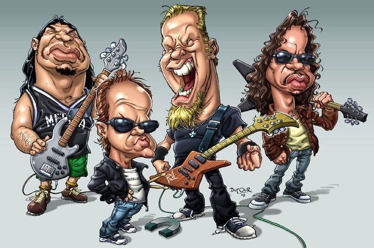 """You are currently viewing Metallica Corona'ya """"İllallah"""" dedi, ilk konser Kaliforniya'da"""