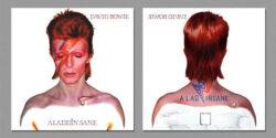 Iron Maiden, David Bowie, Judas Priest, Metallica albümlerine tersten bakınca…